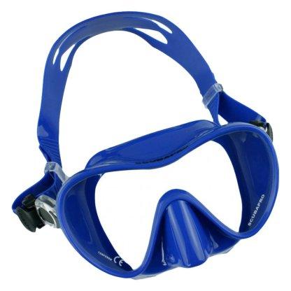 Vizor Scubapro Trinidad, albastru
