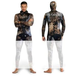 Costum neopren O.ME.R. MIX 3D - bluză