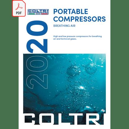Catalog 2020 COLTRI, compresoare portabile, lb. engleză