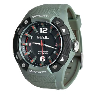 Ceas SEAC Sporty, Military Green