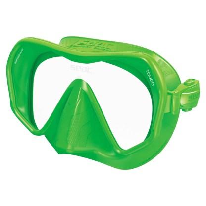 Vizor SEAC Touch, verde