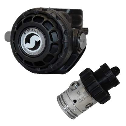 Detentor Scubatec F6 - X3 Black