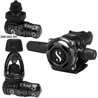 Detentor Scubapro MK25EVO / A700 Carbon Black Tech