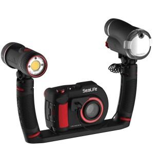 Set aparat foto SeaLife DC2000 Pro Duo 3000