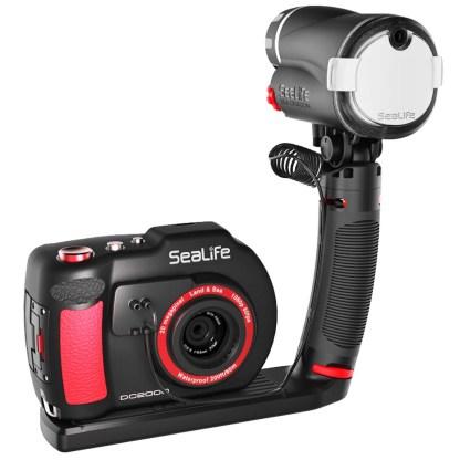 Set aparat foto SeaLife DC2000 Pro Flash