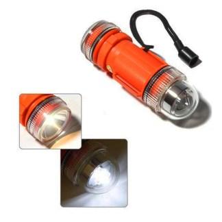 Lanternă cu stroboscop Subgear