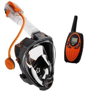 Walkie-talkie snorkeling Ocean Reef Snorkie Talkie