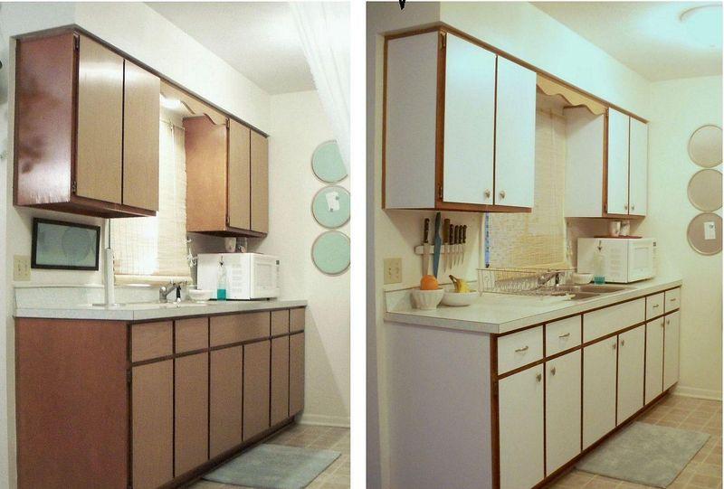 Forrar los armarios de la cocina con vinilo (tendencias ...