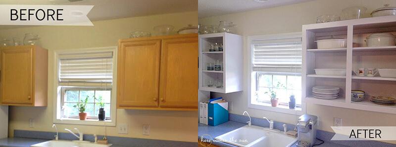 Forrar los armarios de la cocina con vinilo tendencias diciembre 2018 - Cambiar cocina con vinilo ...