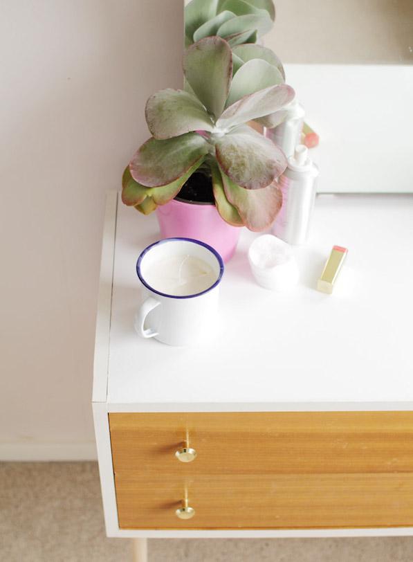 forrar con vinilo un mueble de melamina