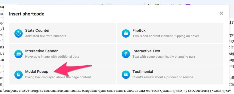 CodeLights Plugin And Divi – The Modal Popup (Part 3)   Divi