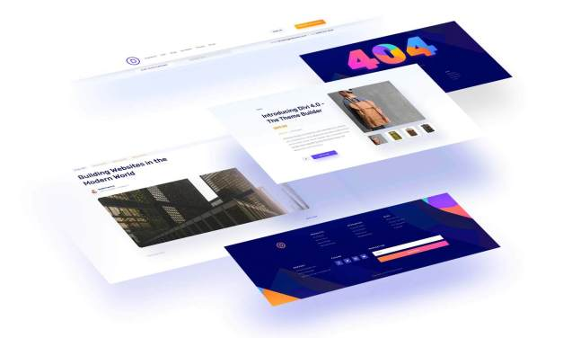 Working with the New Divi Theme Builder