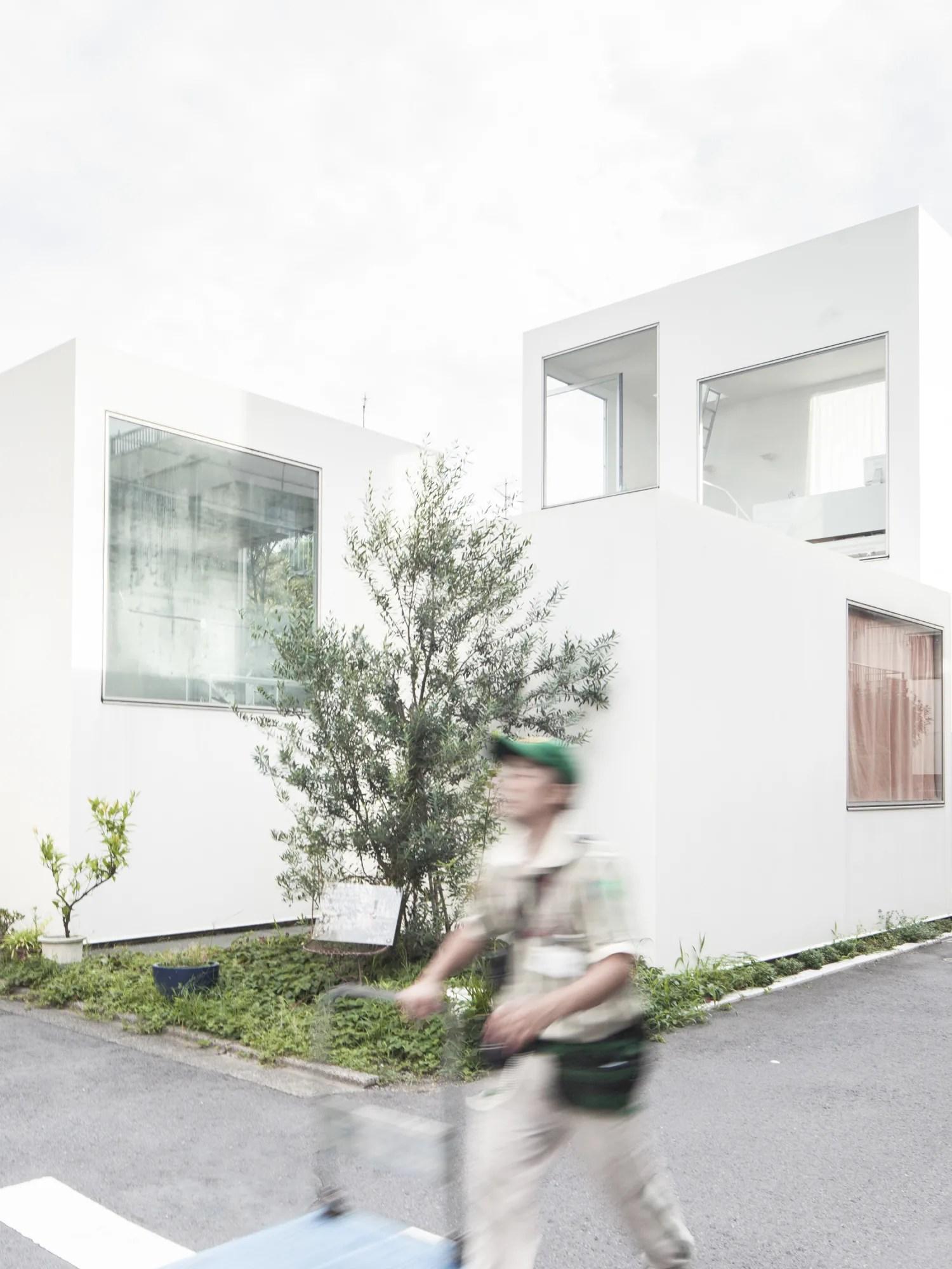 Sanaa Kazuyo Sejima Ryue Nishizawa Jeroen Verrecht Moriyama House Divisare