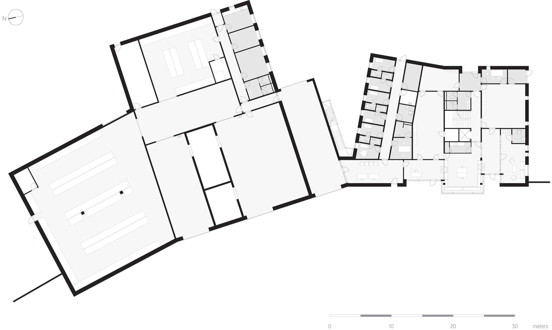 Prison Floor Plan