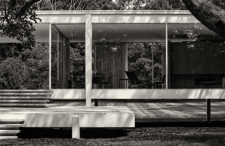 Ludwig Mies Van Der Rohe Cemal Emden Farnsworth House Divisare