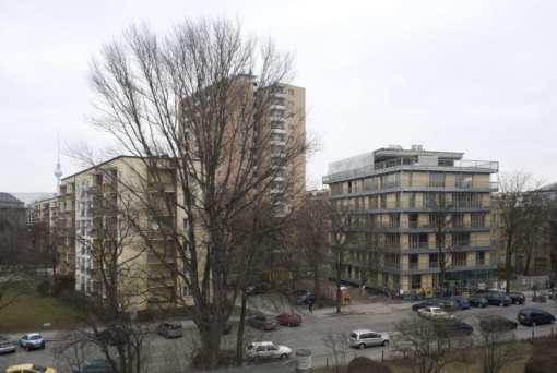 ifau和Jesko Fezer,海德和馮·貝克勒·R50-住房