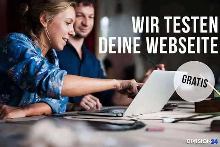 webseitentest