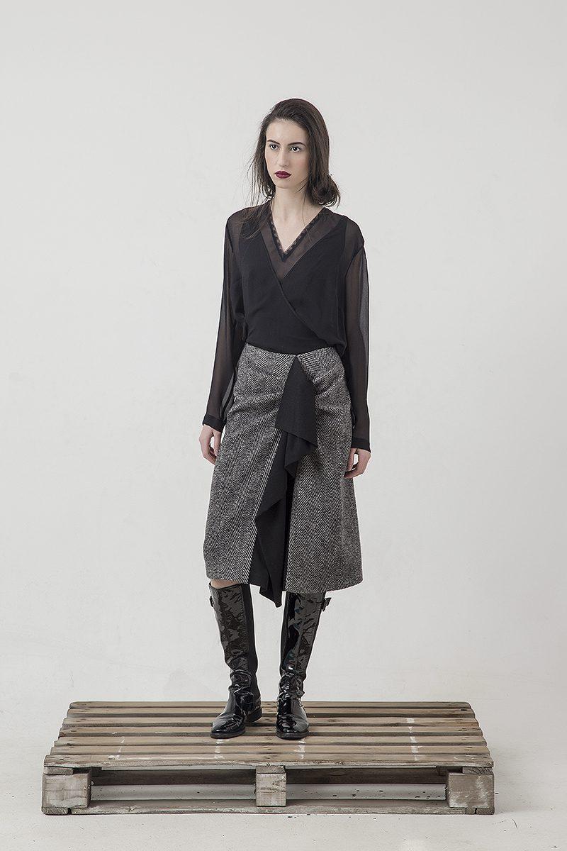 FW17SK40 - Skirt