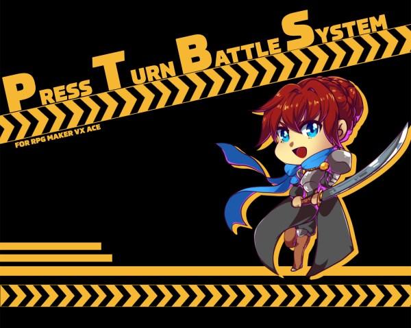 Press Turn Battle System – Archeia moe
