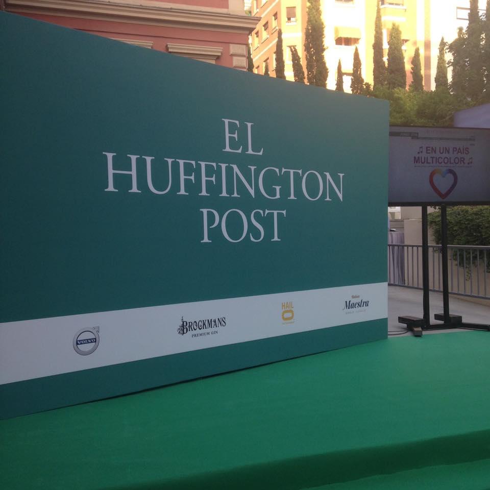 Fiesta IV Aniversario de 'El Huffington Post'
