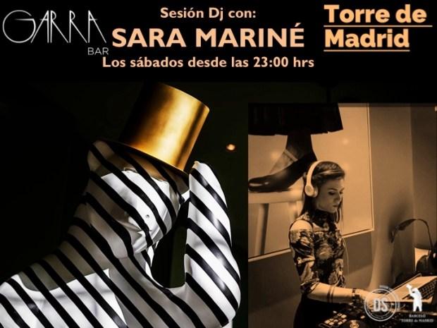 Dj Session todos los sábados @ GARRA bar (Hotel Torre de Madrid) | Madrid | Comunidad de Madrid | España