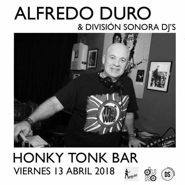 Alfredo Duro Dj + DSdjs @ Honky Tonk Bar   Madrid   Comunidad de Madrid   España