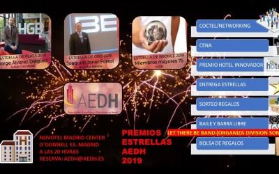Cena de Gala de la AEDH
