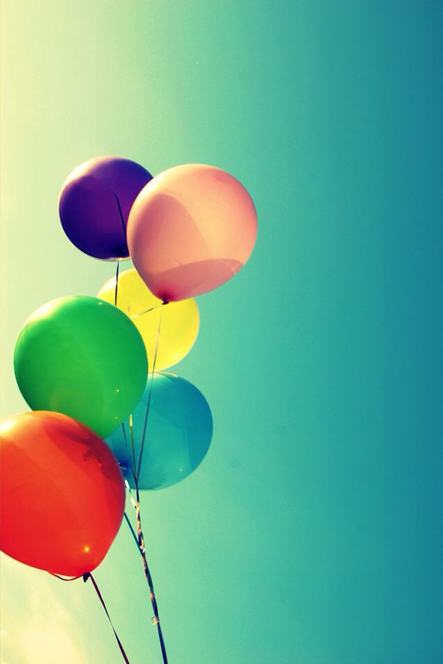 Ballon Wallpapers Iphone