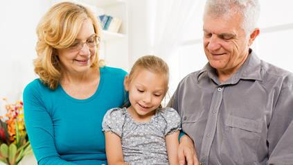 Children, Grandparents And The Importance of Family Ties