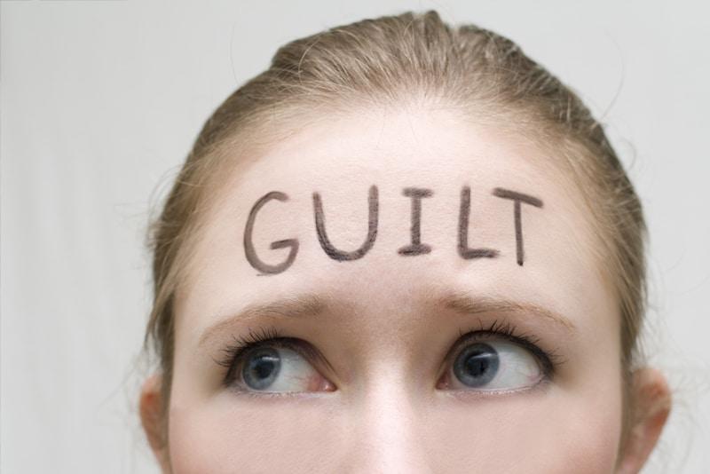 Reduce Mom Guilt During A Divorce