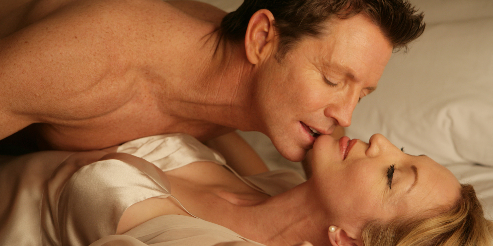 50 year old couple having sex