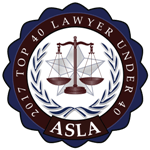 To 40 Lawyers Under 40 ASLA
