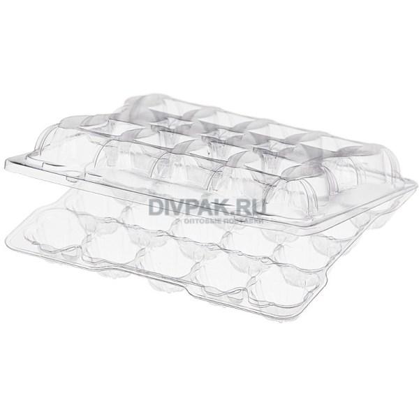 Упаковка для перепелиных яиц 25 шт