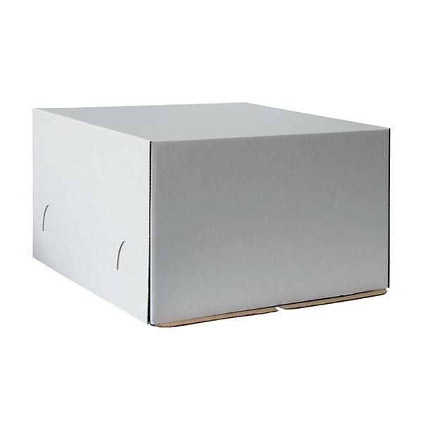 ДоЭко Короб для тортов белый EB 300 500х500х300 Патичерри (20шт)