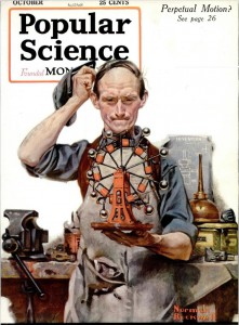 Popular Science. Octubre de 1920