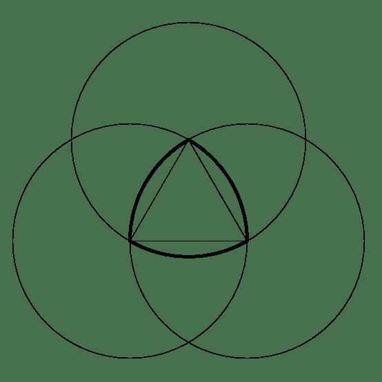 Triángulo de Reuleaux