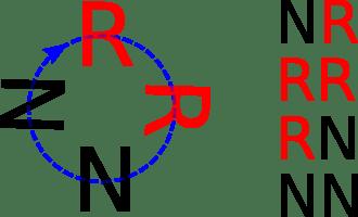 sucesión de deBruijn b(2,5)