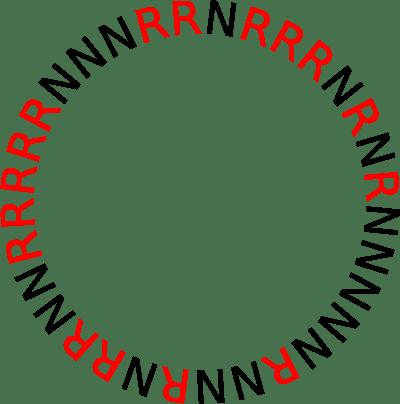 Sucesión de bruijn b(2,5)