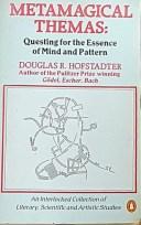 Metamagical Themas. Hofstadter