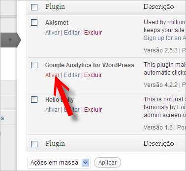 lista plugins wordpress
