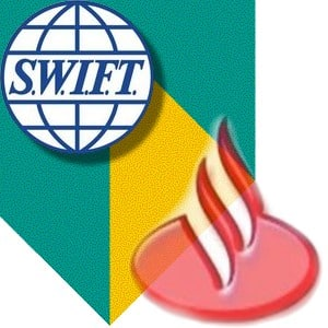 swift santander real google adsense