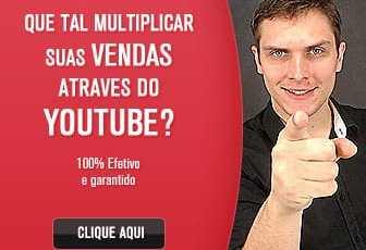 Multiplicar as vendas pelo Youtube