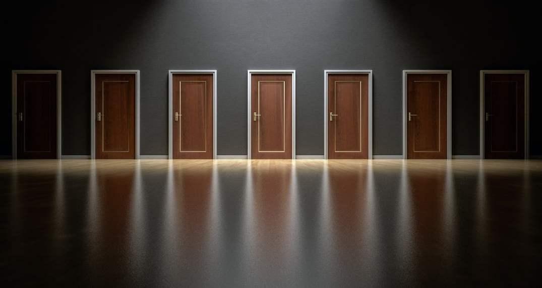 como escolher a porta certa