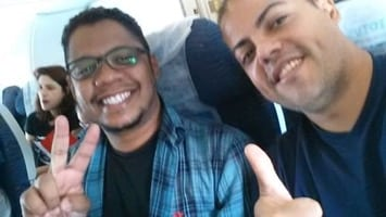 Marcelo Souza e Marcos Luz
