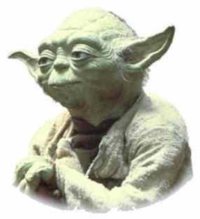 Mestre Yoda Jedi