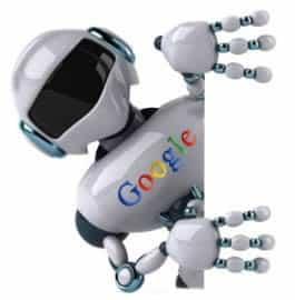 O robô da Google levanta todos os problemas de tráfego inválido