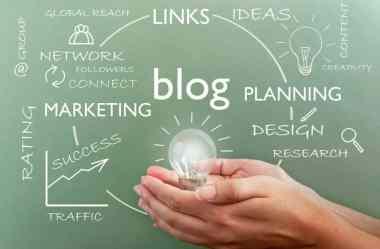Marketing Digital Para Blogueiros em 8 Passos
