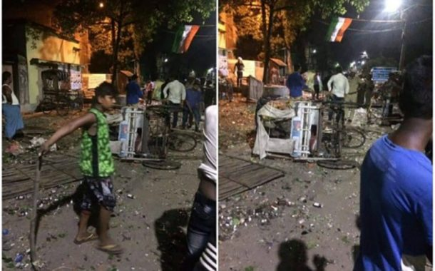 भारतले क्रिकेट हारेपछि फ्यानको आक्रोशः तोडफोड, नाराबाजी र पुत्ला दहन