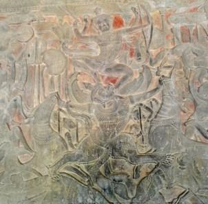 Vishnu and Garuda