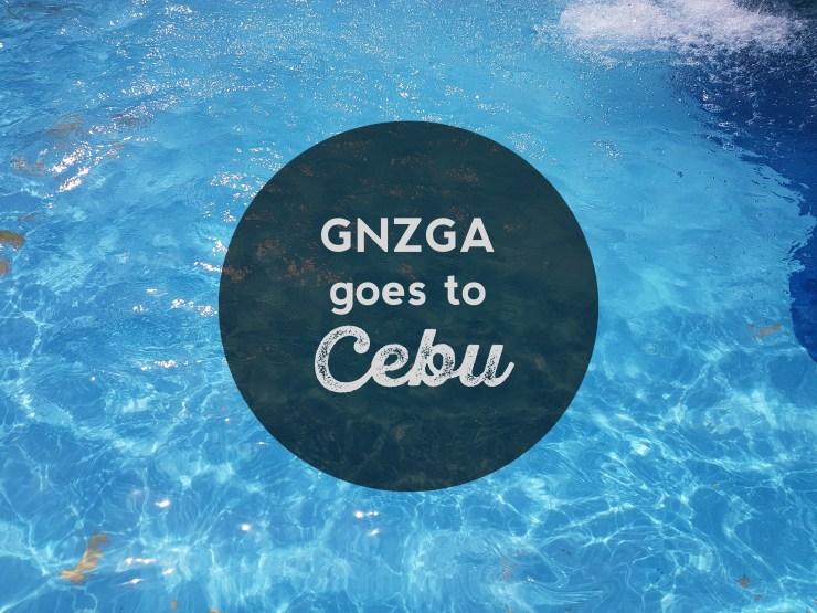 GNZGA Goes to Cebu (Day 2)